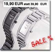 Alba Moda Damenuhr für nur 19,90 EUR